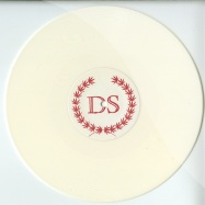 Back View : Tanner Ross - STRAIGHT TO THE MOON EP (WHITE 10 INCH) - Double Standard Records / DS12