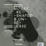 Back View : Steve O Sullivan pres. - MOSAIC - RESHAPED & UNRELEASED (3X12 LP) - Sushitech / SUSH023