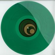 Back View : Ikebe Shakedown - TUJUNGA REMIXES (CLEAR GREEN VINYL) - Ubiquity / UR12324