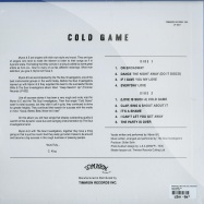 COLD GAME (LP)