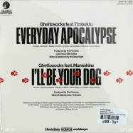 EVERYDAY / I LL BE YOUR DOG (TRANSLUCENT 7 INCH)