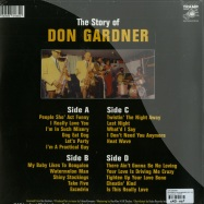 THE STORY OF DON GARDNER (2X12 LP + MP3)