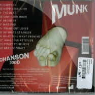 Back View : Munk - CHANSON 3000 (CD) - Gomma / gomma200cd