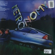 Back View : Metronomy - NIGHTS OUT (LIMITED RE RELEASE LP + CD) - Because / BEC5156207
