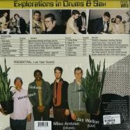 EXPLORATIONS IN DRUMS & SAX (LP)