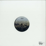 Back View : Miles Atmospheric - OBLIQUITY EP - Atmospheric Existence Recordings / AER009