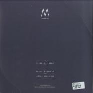 Back View : Fusal - CALIMERO EP (VINYL ONLY) - Malonian / Malonian003