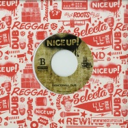 Back View : Ghost Writerz - THEY WANNA KNOW / DANCEHALL DUB (7 INCH) - Nice Up! / NUP036