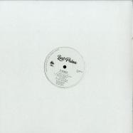 Back View : X-Coast - YUCATAN CHANNEL EP (DJ BORING REMIX) - Lost Palms / PALMS008
