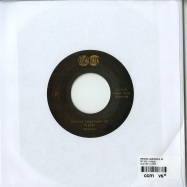 Back View : Trevor Lawrence Jr - TIP TOE (7 INCH) (INCL DJ SPINNA REMIX) - Local Talk / LT085