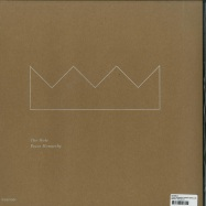 Back View : The Mole - PEACE MONARCHY (AMORF REMIX)(180 G VINYL / LTD HAND MADE SCREEN PRINTED EDITION) - Meander / Meander023