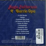 Back View : Hugo Fattoruso - HUGO FATTORUSO Y BARRIO OPA (CD) - Far Out Recordings / FARO204CD