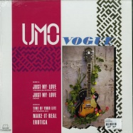 Back View : Umo Vogue - JUST MY LOVE EP - Dark Entries / DE217