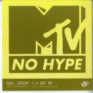 Back View : Soul Intent - U GOT ME - Tempo Records / Tempo1213