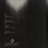 Back View : Arnaud Le Texier - GRANULAR THERAPY (2LP) - Children Of Tomorrow / COTLP01