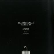 Back View : Klaudia Gawlas - THE SIREN EP - Redimension / REDIMENSION006
