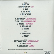 Back View : Maroon 5 - RED PILL BLUES (LTD RED & BLUE 2LP) - Interscope / 7701935