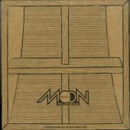 Back View : Radikal Guru ft. Parly B & Baptiste - TELL THEM FI RUN (180G VINYL) - Moonshine Recordings / MS046
