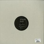 Back View : Apalis Duo - SAD SAD CHRISTMAS (LEE JONES REMIX) - Amselcom / AMSEL029