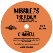 Back View : C Hantal - THE REALM (REMIXES) - Missile Records / MISSILE75