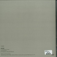 Back View : Faster / SIT - PRESARAT CU BASS - The Other Side / TOS005