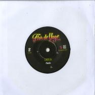 Back View : Flor De Yage - LATIN GLOBAL SOUNDS (YELLOW 7INCH) - Kuko Uma Music / Kuko Uma 003