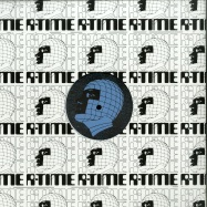 Back View : Fabrice Lig - THE BLUE SYNTH EP - R-Time / RTM010