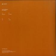Back View : Dudley Strangeways - LEOS LANDED - Leftback Records / LB017