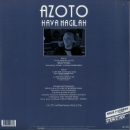 Back View : Azoto - HAVA NAGILAH (PRINS THOMAS REMIX) - High Fashion Music / MS 478