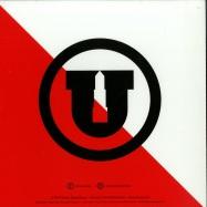 Back View : Maarten & Tjeerd - LUNETTEN EP - U-Trax / 16UTRMT1