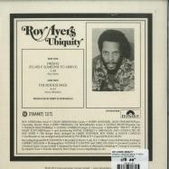 Back View : Roy Ayers Ubiquity - FIKISHA / BOOGIE BACK (7 INCH) - Dynamite Cuts / DYNAM7048