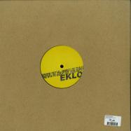 Back View : Eamonn Doyle - Ghost of the Machine EP - Eklo / EKLO041
