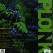 Back View : Various Artists - AFFINITY 1 EP - Ploink / Ploink025