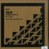 Back View : Frederick Alonso & Pat Lezizmo - TABLAO - Muzik & Friendz / M&F001