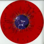 Back View : Dead Mans Chest - LO-FREQ SOUL EP (RED SPLATTER EP) - Lo-Freq Soul / LOFREQ1