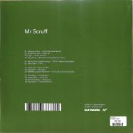 Back View : Mr. Scruff - DJ-KICKS (2LP + MP3) - !K7 / K7387LP / 05196201