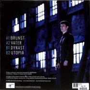 Back View : Hartbrand - BRUNST EP - Safeword / SWD001