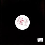 Back View : Walton - ABYSS EP - Tectonic / TEC110