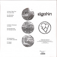 Back View : dgoHn - UNDESIGNATED PROXIMATE (3LP) - Love Love Records / LOVLP04