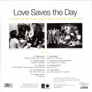 Back View : Various Artists - LOVE SAVES THE DAY: A HISTORY OF AMERICAN DANCE MUSIC CULTURE 1970 -1979 PART 2 (2LP) - Reappearing Records / REAPPEARLP002PT2