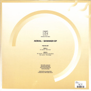Back View : Aerial - SHIMMER EP - Moving Pictures / MOVPIC005