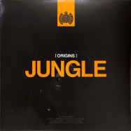 Back View : Various Artists - ORIGINS OF JUNGLE (VINYL 2) - Ministry Of Sound / MOSLP550_c-and-d-side