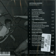 Back View : Interstellar Funk - ARTIFICIAL DANCERS - WAVES OF SYNTH (CD) - Rush Hour / RHMC 005 CD