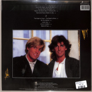 Back View : Modern Talking - FIRST ALBUM (White coloured LP) - Music On Vinyl / MOVLP2657