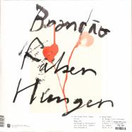 Back View : Brandao, Faber, Hunger - ICH LIEBE DICH (LTD 180G LP + CD) - Two Gentlemen / twogtl082lp