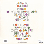 Back View : Stimulator Jones - LA MANO (LP) - Mutual Intentions / MI-023