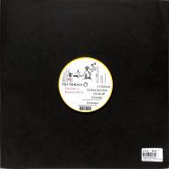 Back View : Fenyan x Kosmo Kint - DA REAL EP (W / JEROME SYDENHAM RMX) - Toy Tonics / TOYT119