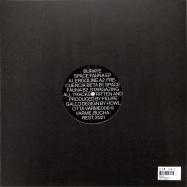 Back View : Buraye - SPACE FAUNA EP - Varme / VARME006