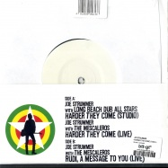 HARDER THE COME (7INCH)