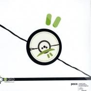 Back View : Oscarfly - CUERNOS EP - Poco / poco002